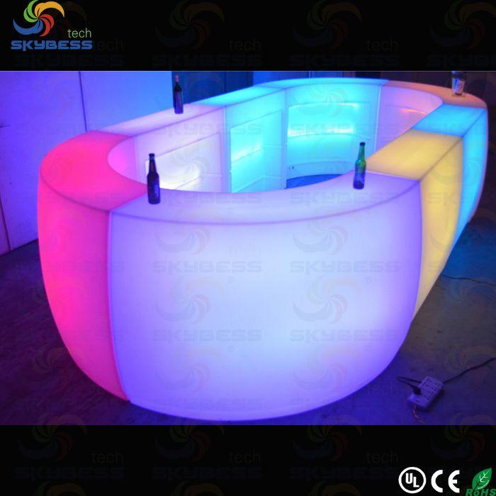 Sk Lf36e Curved Led Bar Countersk Lf36e Curved Led Bar Counter